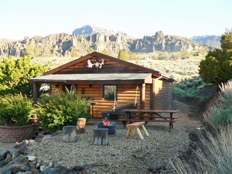 Jim Creek Cabin, vacation rental in Wapiti