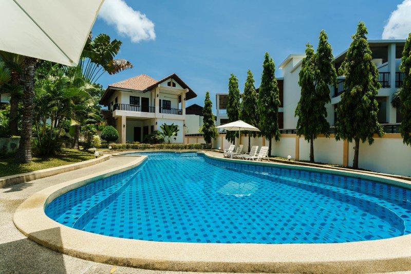 Baan Jasmin Village, holiday rental in Choeng Mon
