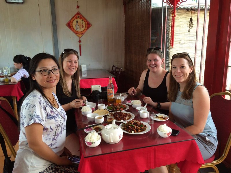 Chinese lunch tour