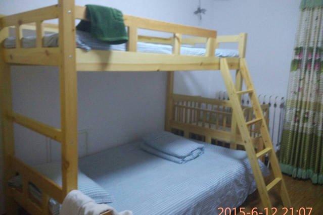 Bunk bed room 1