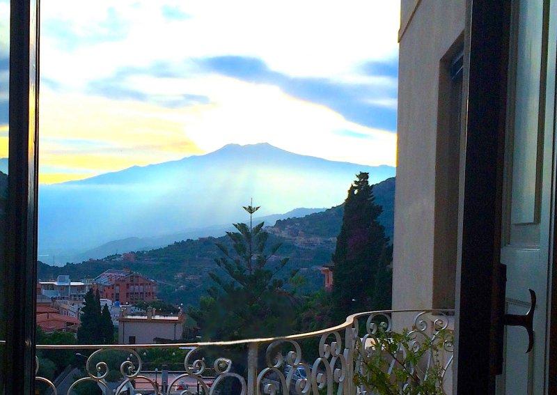 CASA MARGOT Etna & Sea view