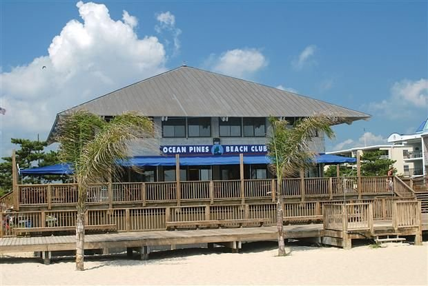 The Beach Club located at 49th Street in Ocean City (right across from Seacrets)