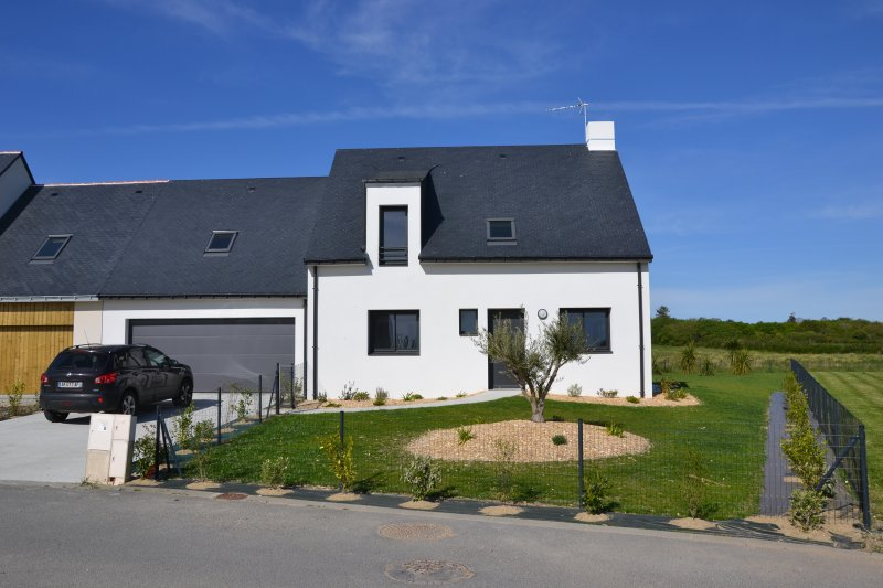 Maison de 2016 proche mer à Guérande / La Baule, casa vacanza a Guerande