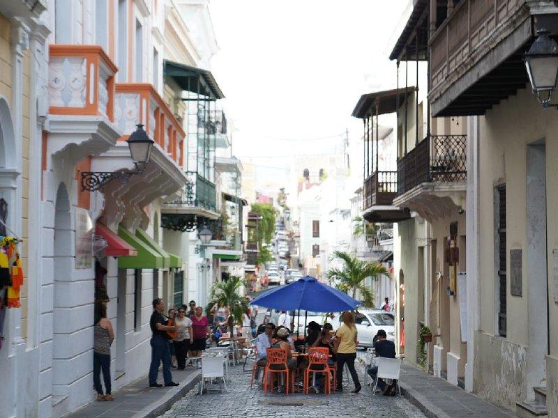 Old San Juan at 2.29 Hours.