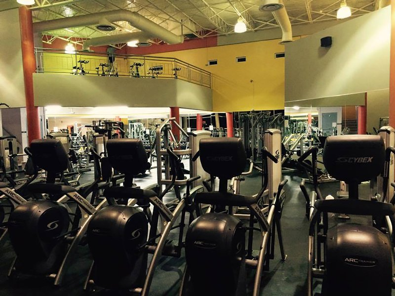 Across The Street Fitness Center (Fee Might Apply)