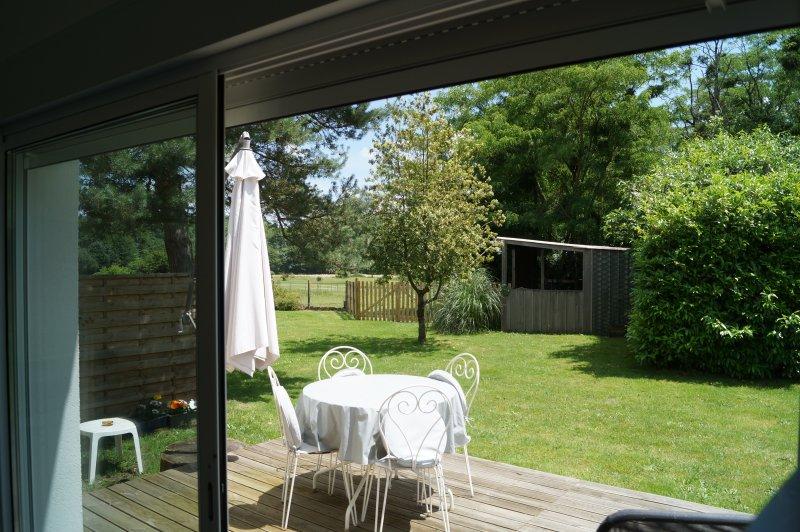 La Malonière, holiday rental in Sablons