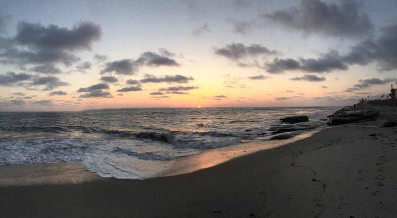 our romantic beach awaits you
