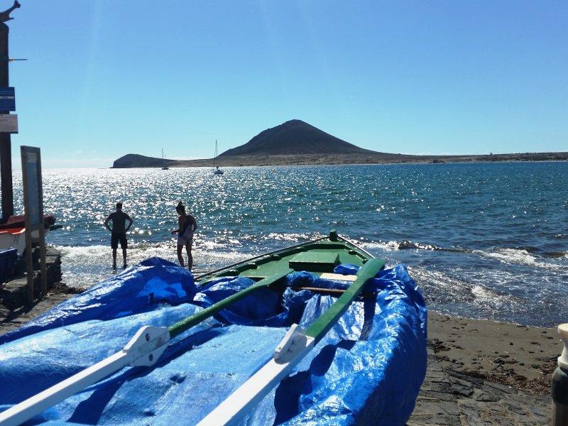 The Medano, Playa Chica