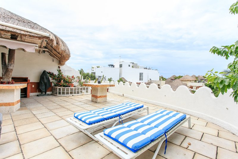 Amazing Penthouse on 5th Ave  - Ocean View, holiday rental in Playa del Carmen