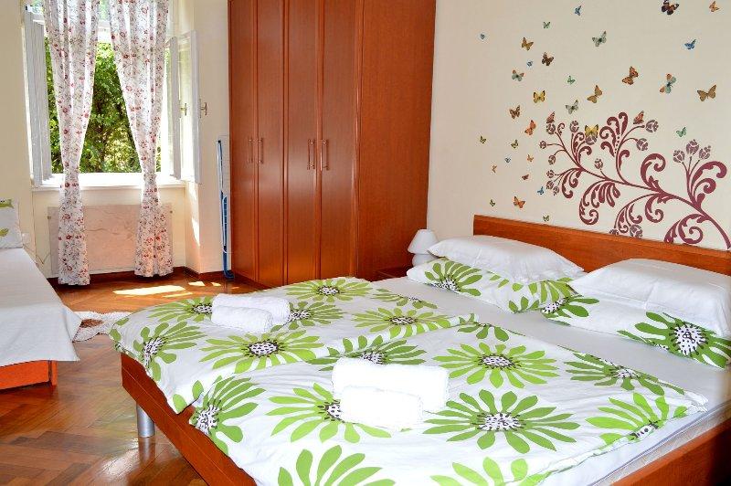 Apartment No.1 bedroom