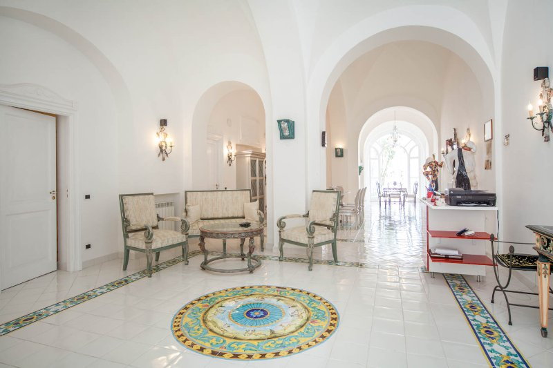 Villacore, casa vacanza a Capri