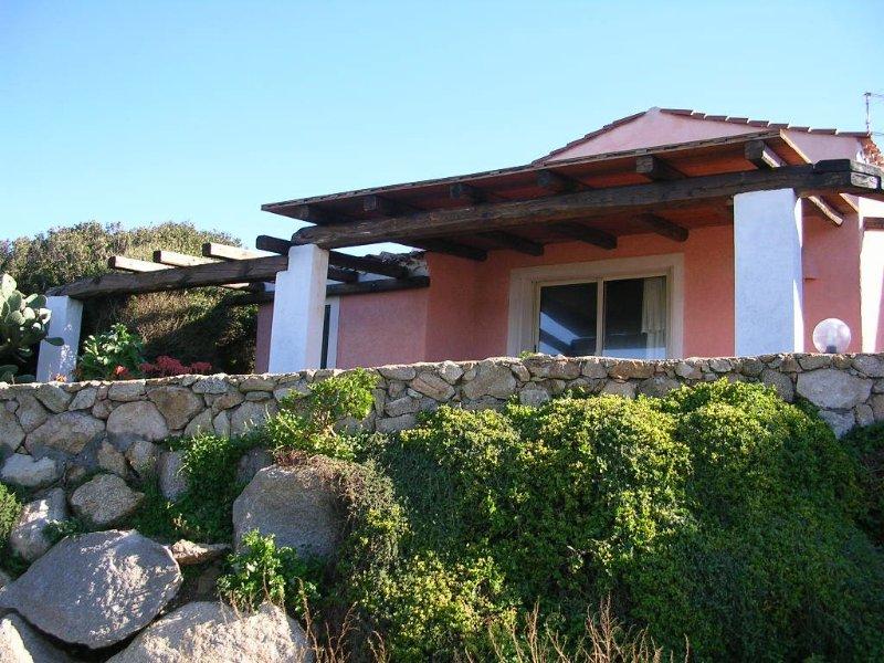 Villa Marchesana 'Sardegna', holiday rental in Lu Pultiddolu I