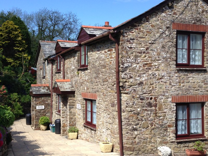 Millers cottage - Lane Mill holidays – semesterbostad i Bucks Cross