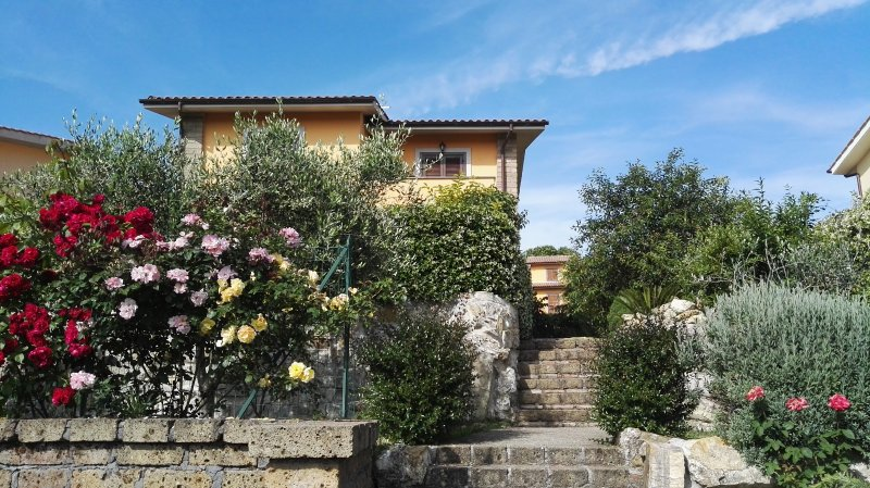 CASA DEL PELLEGRINO, vacation rental in Capranica - Scalo