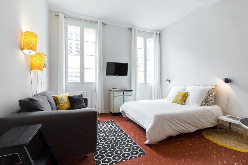 Studio rue droite - Nice - appartement