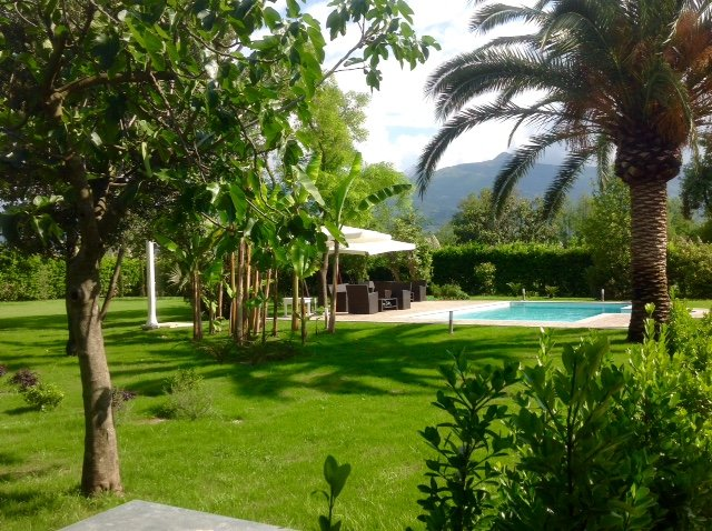 New Upstairs Unit with Beautiful Pool and Garden, vacation rental in Forte Dei Marmi