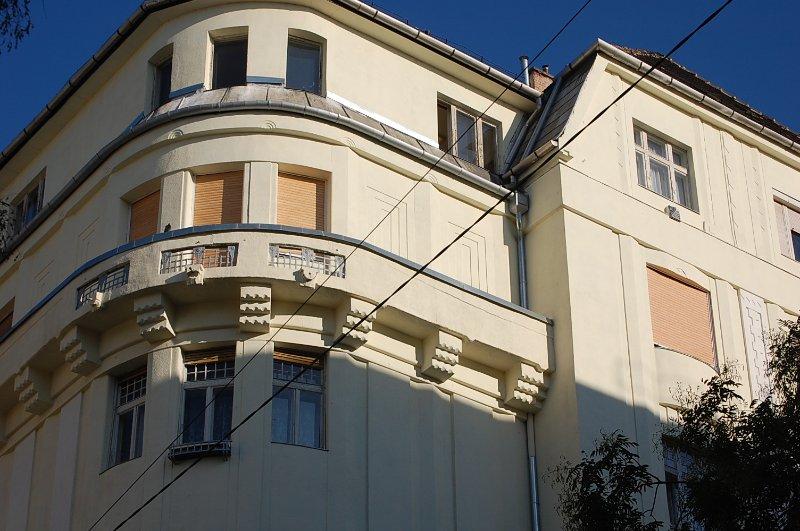 l'edificio in cui l'appartamento situato chiamato Palatinus Prince Palace
