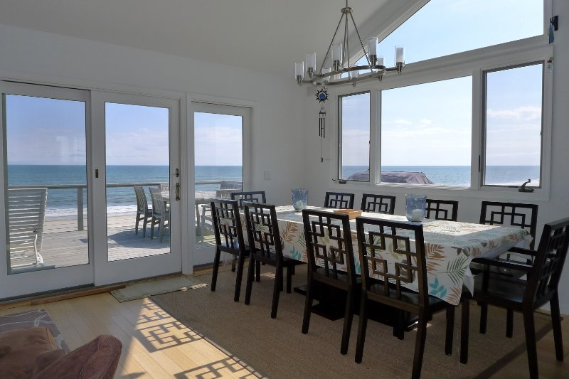 Oceanfront Luxury Retreat, holiday rental in Ocean Bay Park