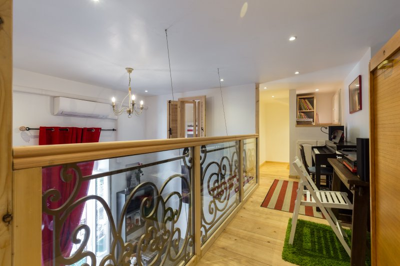 Duplex 4 bedrooms 90m² cannes center, vacation rental in Cannes