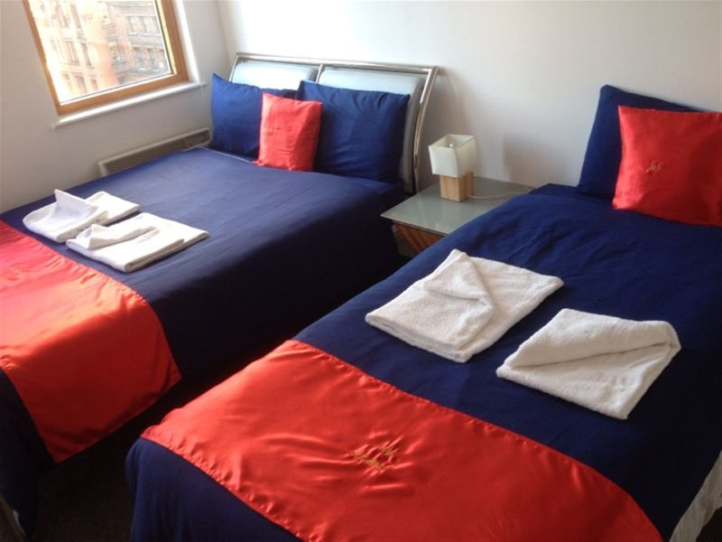 Deluxe 2 Bed 57, vacation rental in Manchester