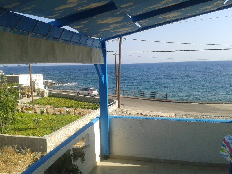 VILLA VISTA No1 Milatos beach, holiday rental in Epano Sisi