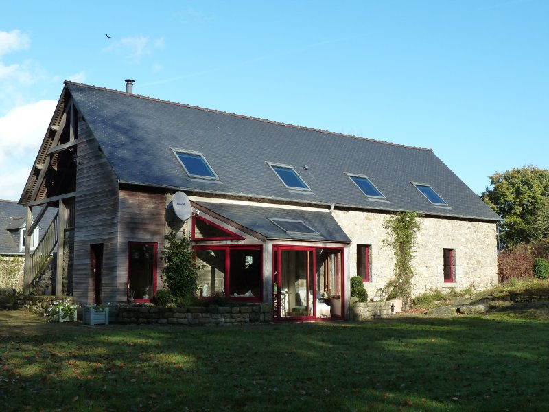 gite de charme au coeur de la Bretagne, vacation rental in Quintin