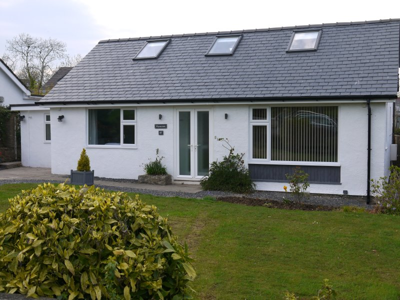 Wavecrest, vacation rental in Brynteg