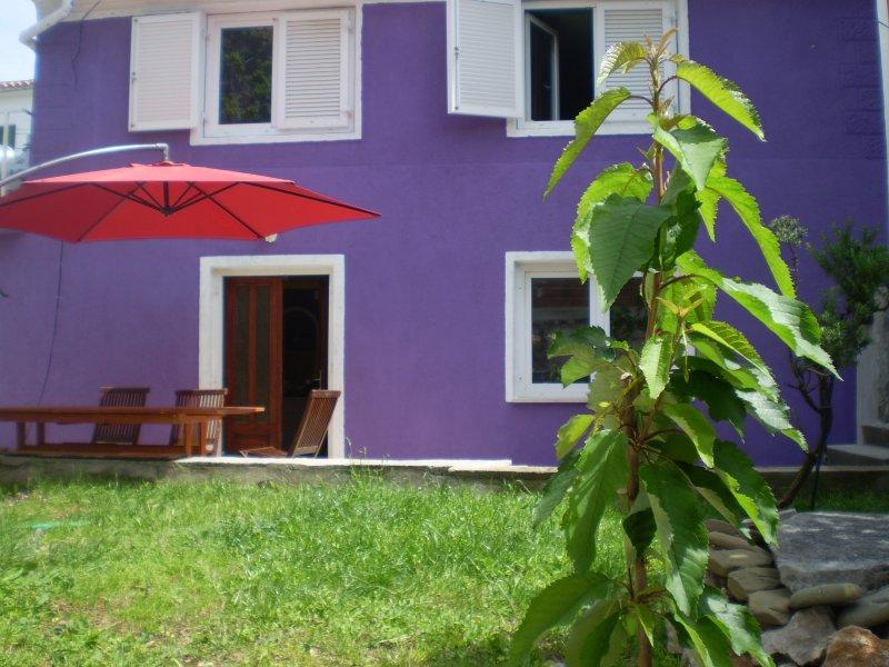 Vacation House BELLA, location de vacances à Jadranovo