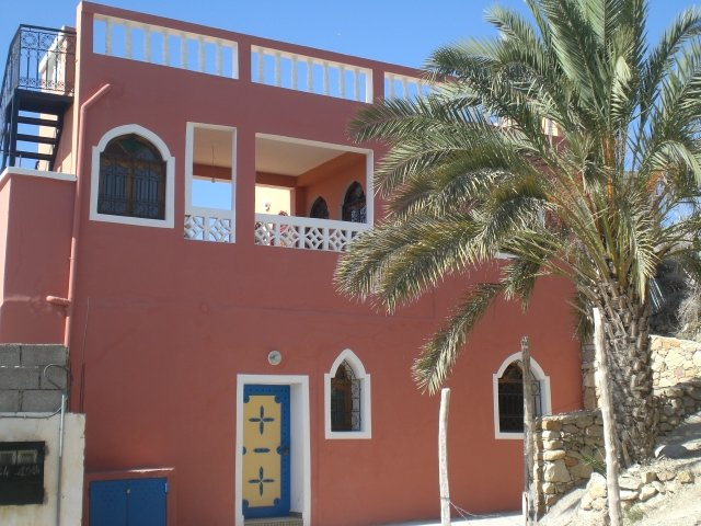 MAISON  ROUGE AU PALMIER, vacation rental in Agadir