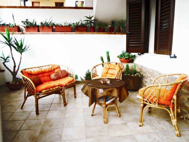 Casa vacanze sud ovest sardegna, vacation rental in Portixeddu