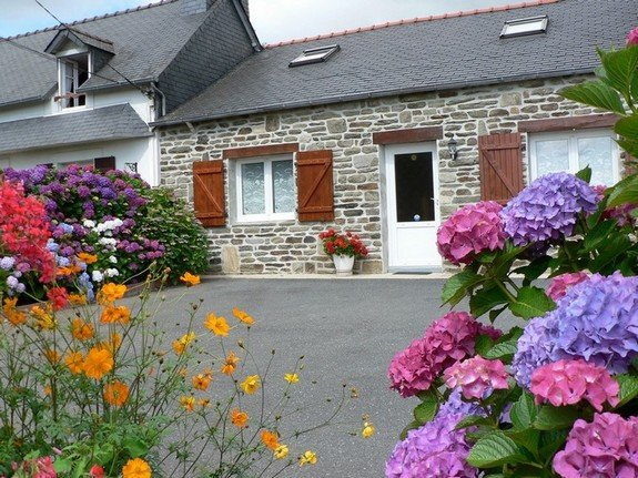 Les Hortensias, holiday rental in Briec