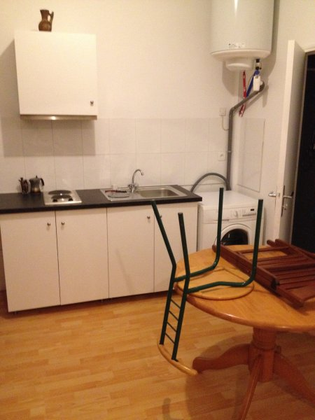 Très bel appartement, holiday rental in Pantin
