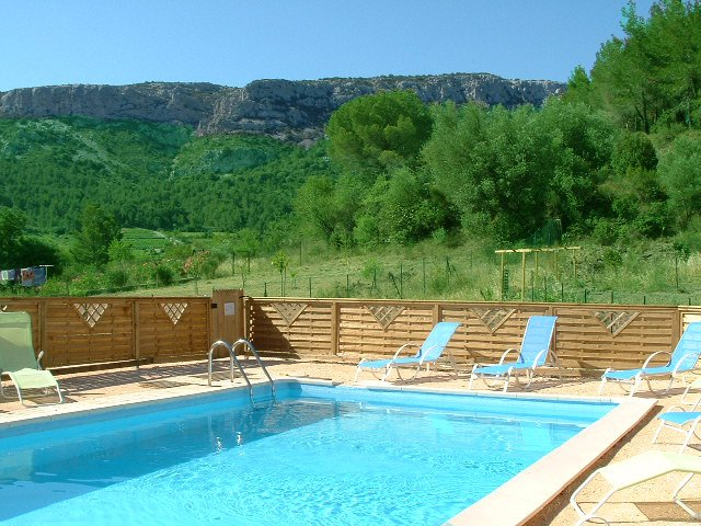 LOGEMENT SOLEIL DOMAINE VENTS DU SUD, holiday rental in Opoul-Perillos
