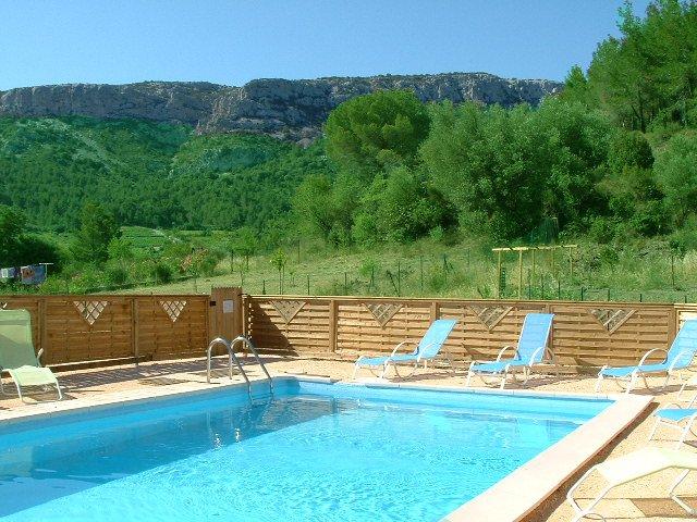LOGEMENT SOLEIL DOMAINE VENTS DU SUD, vacation rental in Opoul-Perillos