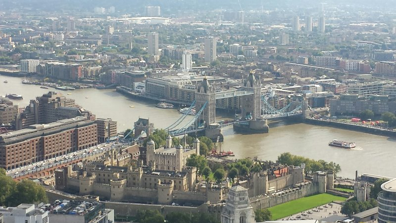 See the Crown Jewels at Tower of London . 6 tube stops from local station. Or 1 hr walk