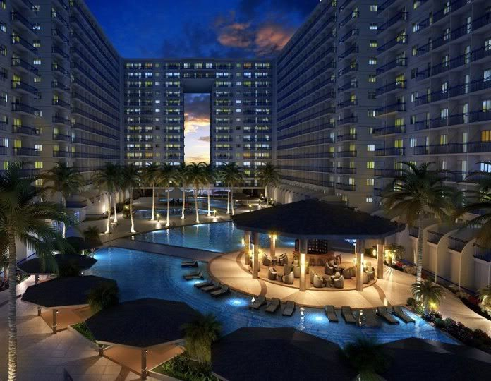 1Bedroom SMDC Shell Residence near Mall of Asia, vacation rental in Pasay