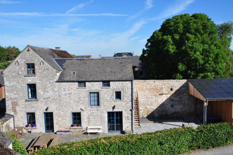La Petite Ferme Bleue, location de vacances à Namur