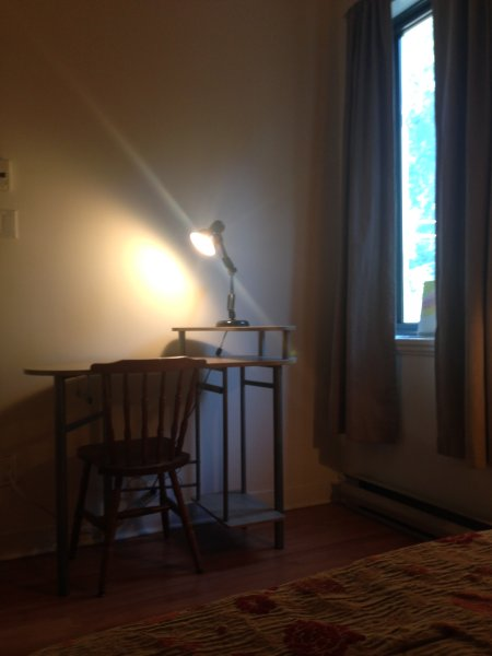 Large Room in Bright Basement, holiday rental in Cote Saint-Luc