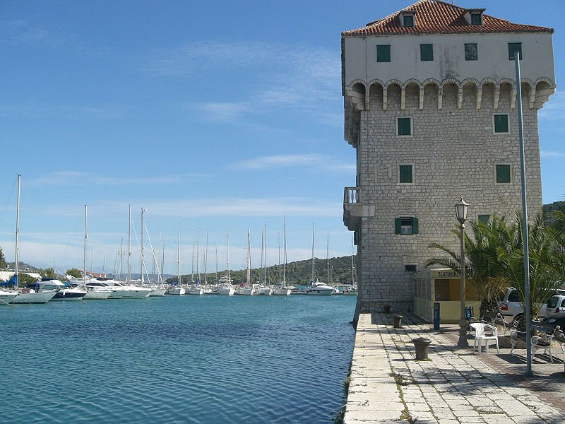 Apartman Bikić, location de vacances à Marina
