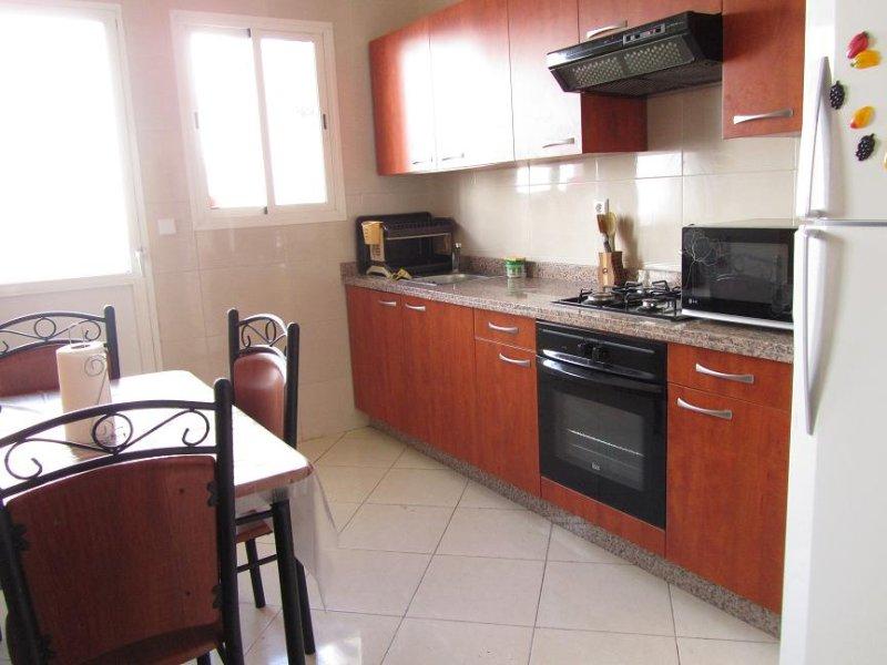 appartement moderne avec WIFII, Ferienwohnung in Biougra