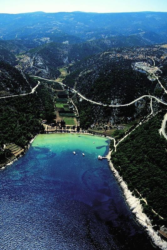 beach Lovrecina