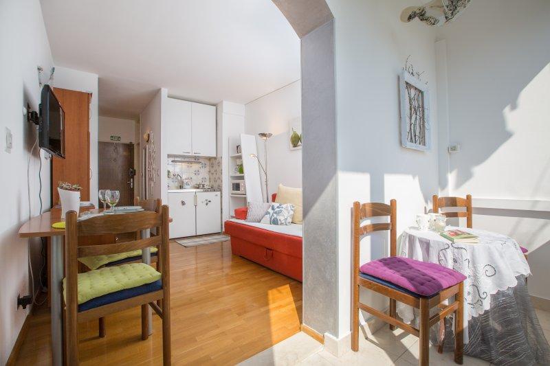 studio ensoleillé, idéal pour des vacances à Split