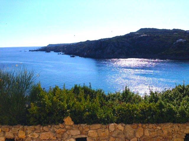 Bilocale con vista meravigliosa sul mare, holiday rental in Santa Teresa Gallura