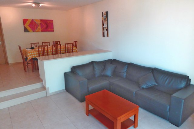 Lounge and Living area