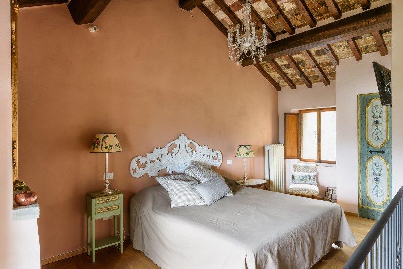 Casa Mia a CORTONA: Overlook Valdichiana & Tuscany, alquiler de vacaciones en Cortona