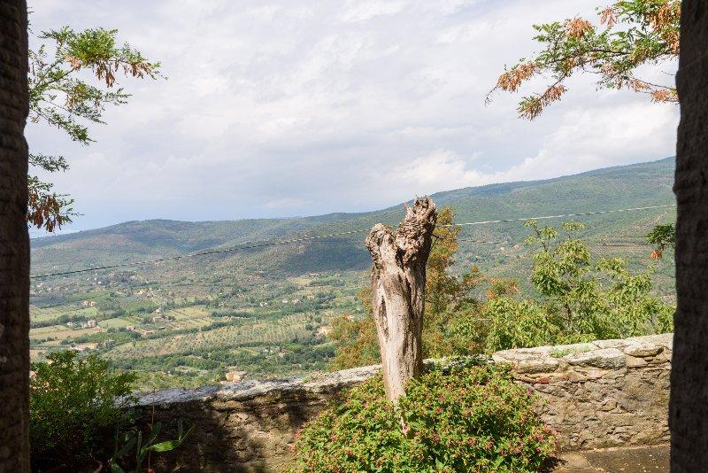Cortona 2019 Casa Mia a CORTONA Overlook Valdichiana & Tuscany