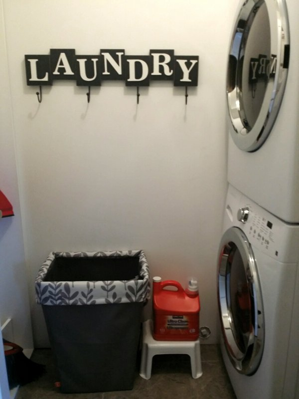 Full Laundry located in the suite, free of charge