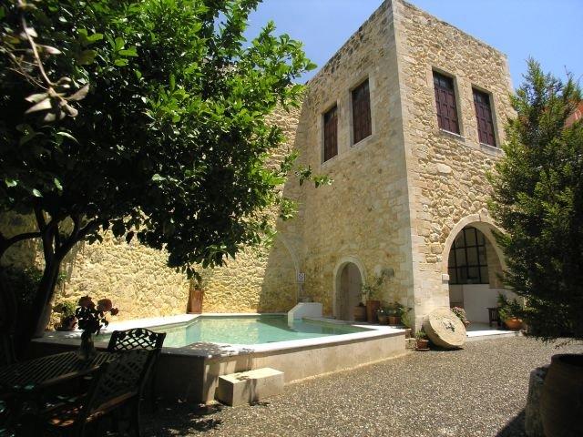 Villa Maroulas construida en 1426 (vennetian) 540m2