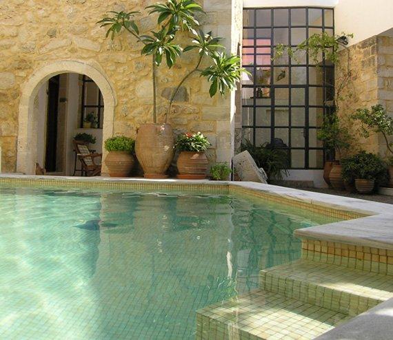 Venetian Castle - Villa 15th Century, heated pool. OWNER ADV of  VILLA MAROULAS, vacation rental in Rethymnon