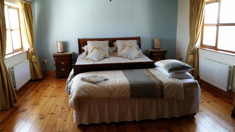 Bedroom 2 - Ensuite Sleeps 3